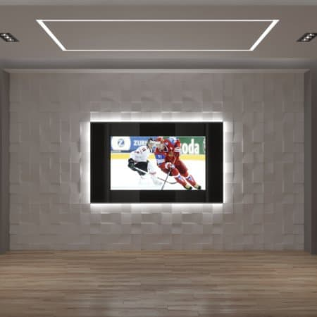 Телевизор картина
