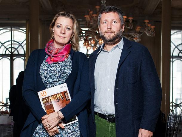Дмитрий и Татьяна Хорошевы
