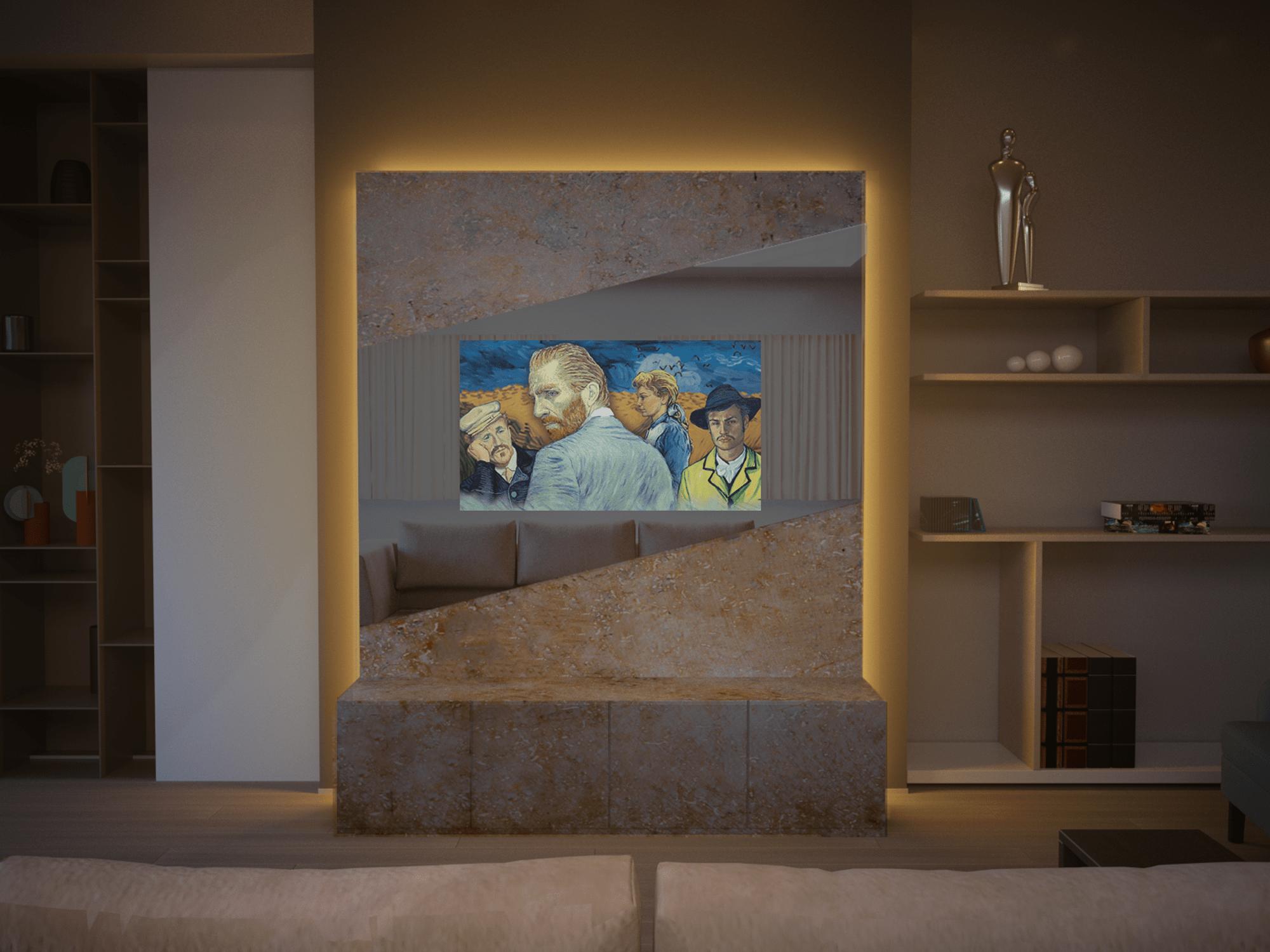 Телевизор зеркало